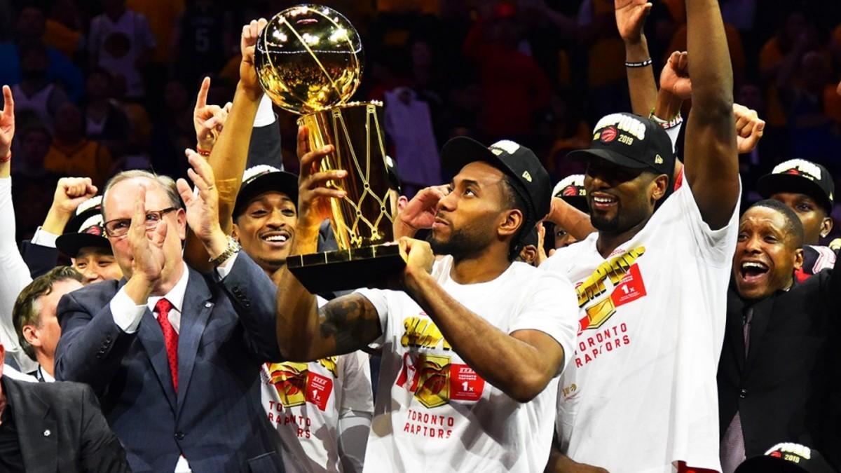 Kawhi Leonard Voted Best NBA Player, LeBron James Gets Zero Votes