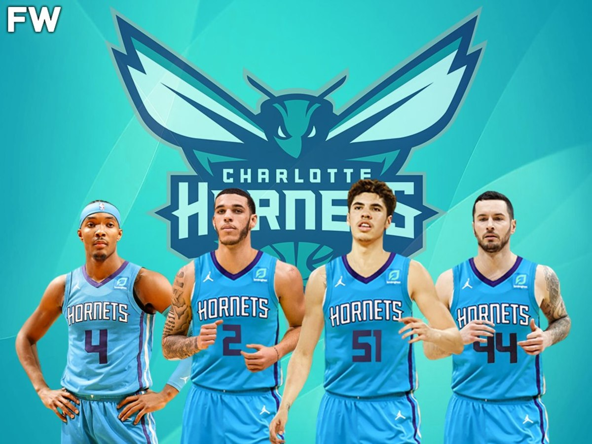 Charlotte Hornets Have Amazing Guard Play