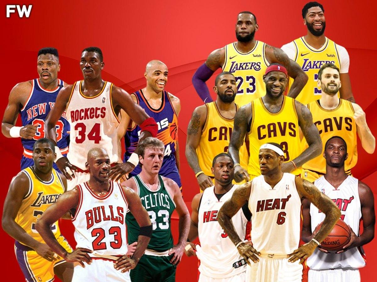 Michael Jordan Never Left Chicago Bulls To Join A Superteam