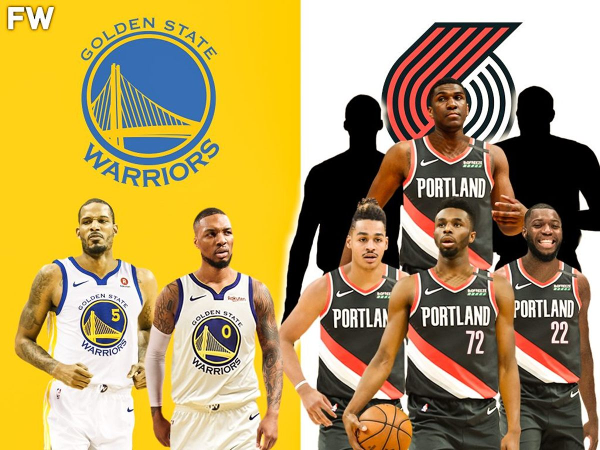 Crazy Trade Idea: Golden State Warriors Could Land Damian Lillard For Four Players And Three First-Round Picks