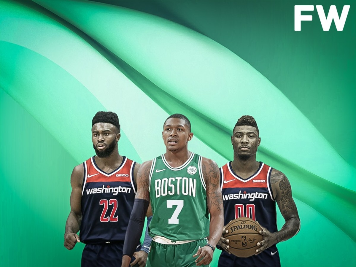 NBA Trade Rumors: Celtics Could Offer Jaylen Brown, Marcus Smart And 1st-Rounders For Bradley Beal