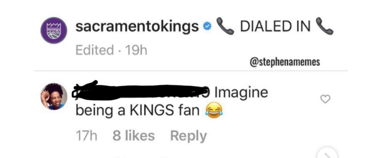 Kings Instagram Roasts Woman, Makes Her Delete Account