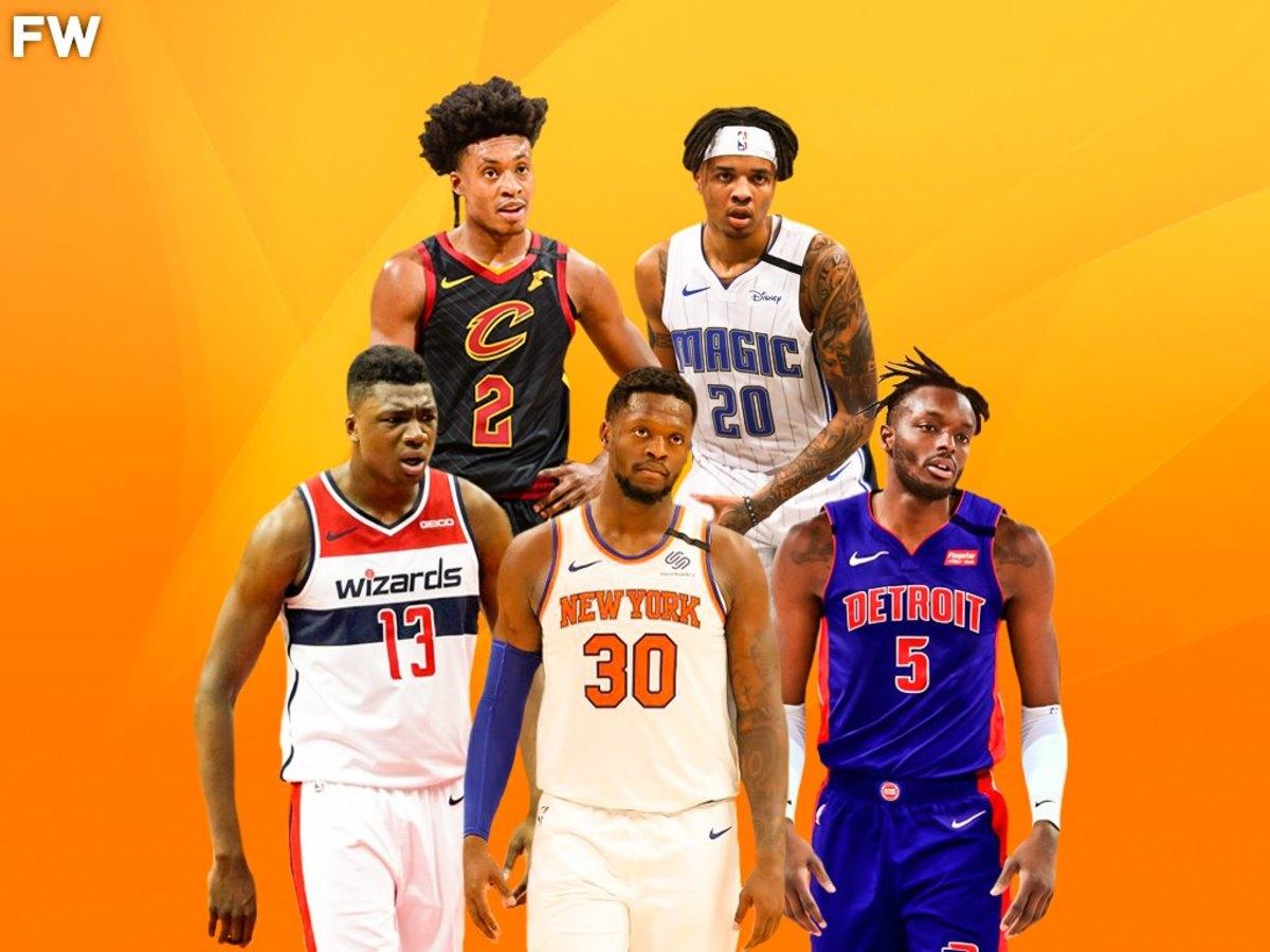 Top 10 Biggest Surprises Of The NBA Season So Far