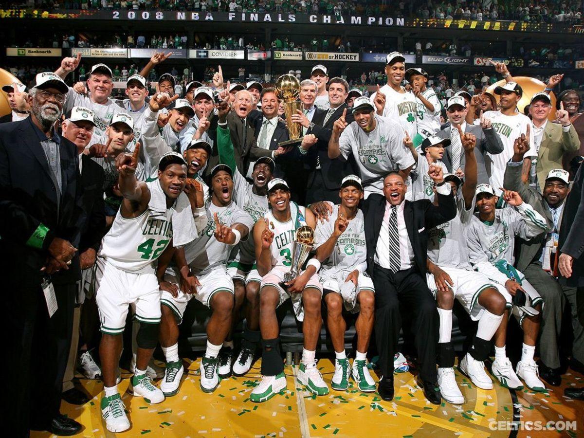 2008 Boston Celtics Champions