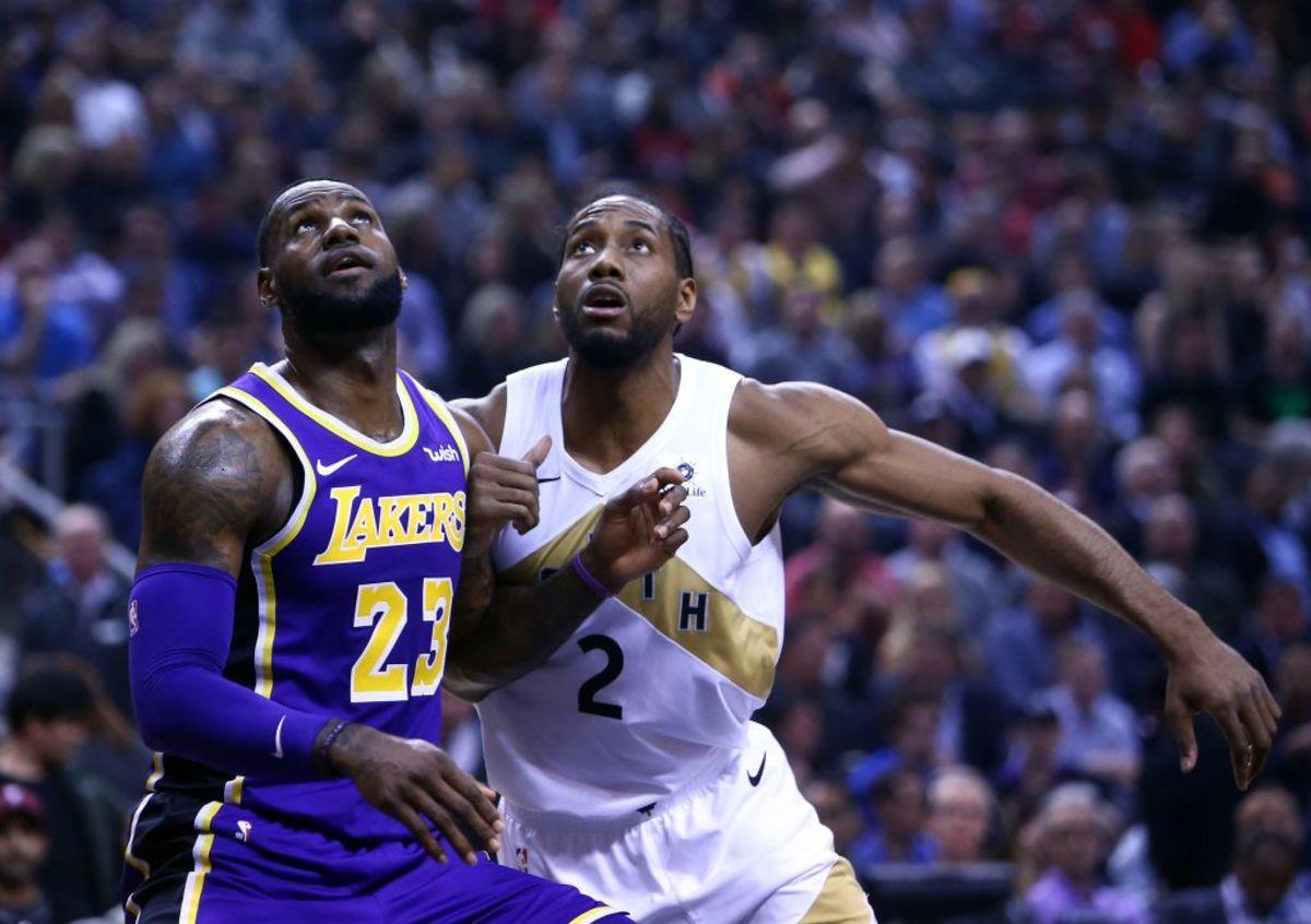 Will Cain: 'Kawhi Runs LA, Not LeBron And The Lakers'