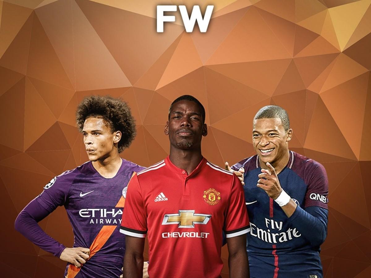 Latest Soccer Transfer Rumors Leroy Sane, Paul Pogba And Kylian Mbappe