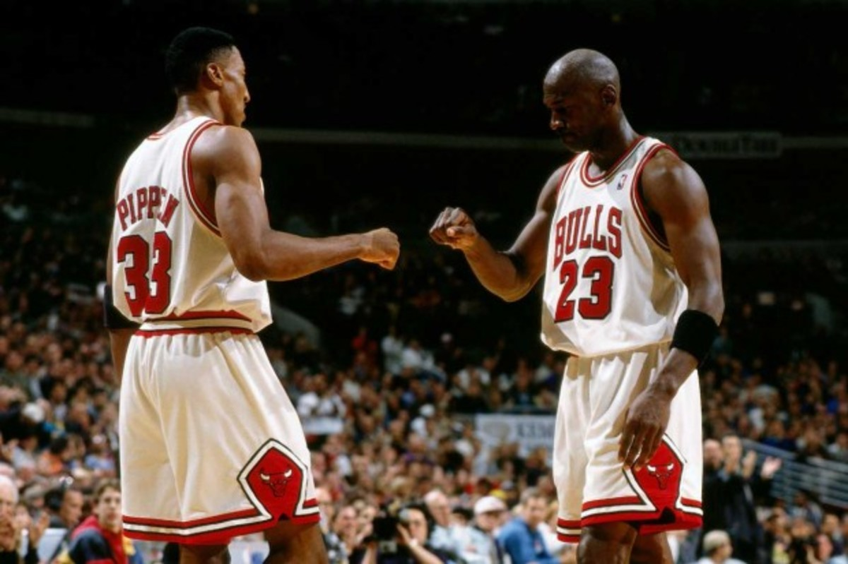 """Scottie Pippen Says His Relationship With Michael Jordan Hasn't Changed: """"We Will Be Friends Forever"""""""