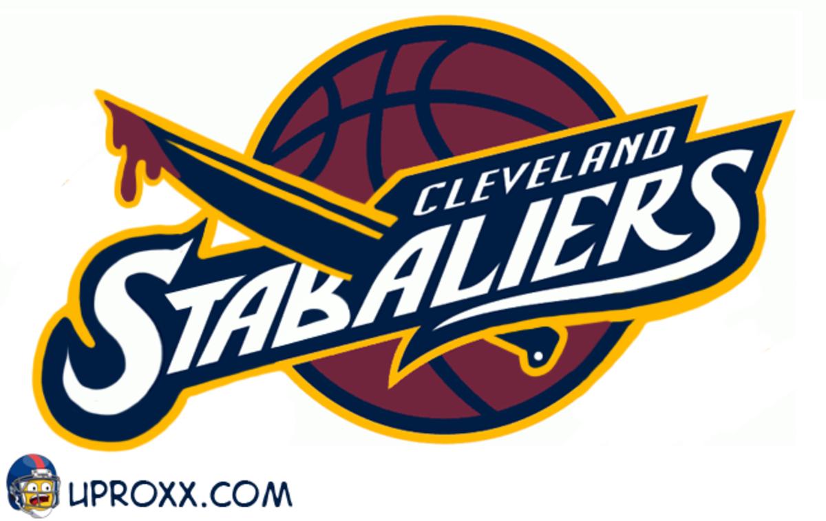 Cleveland Cavaliers Halloween