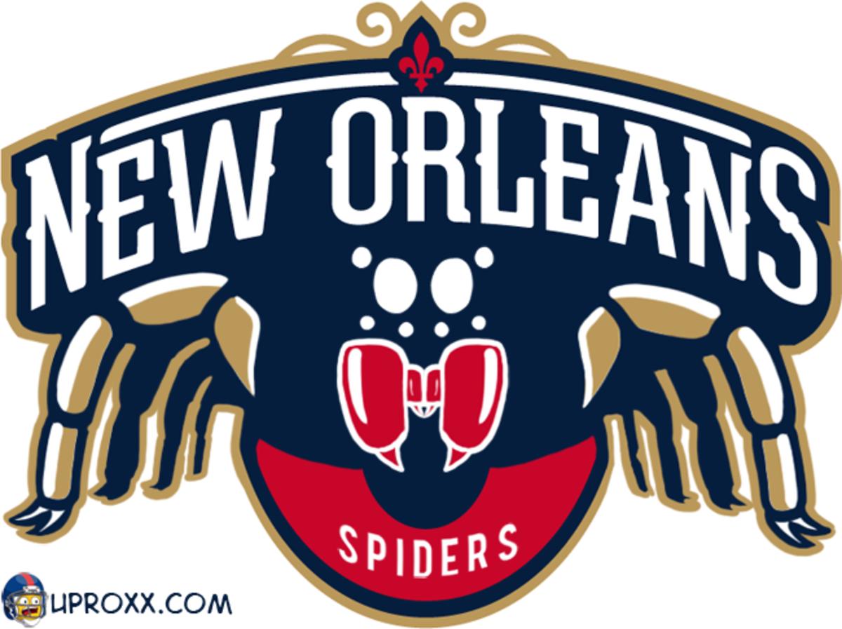 New Orleans Pelicans Halloween