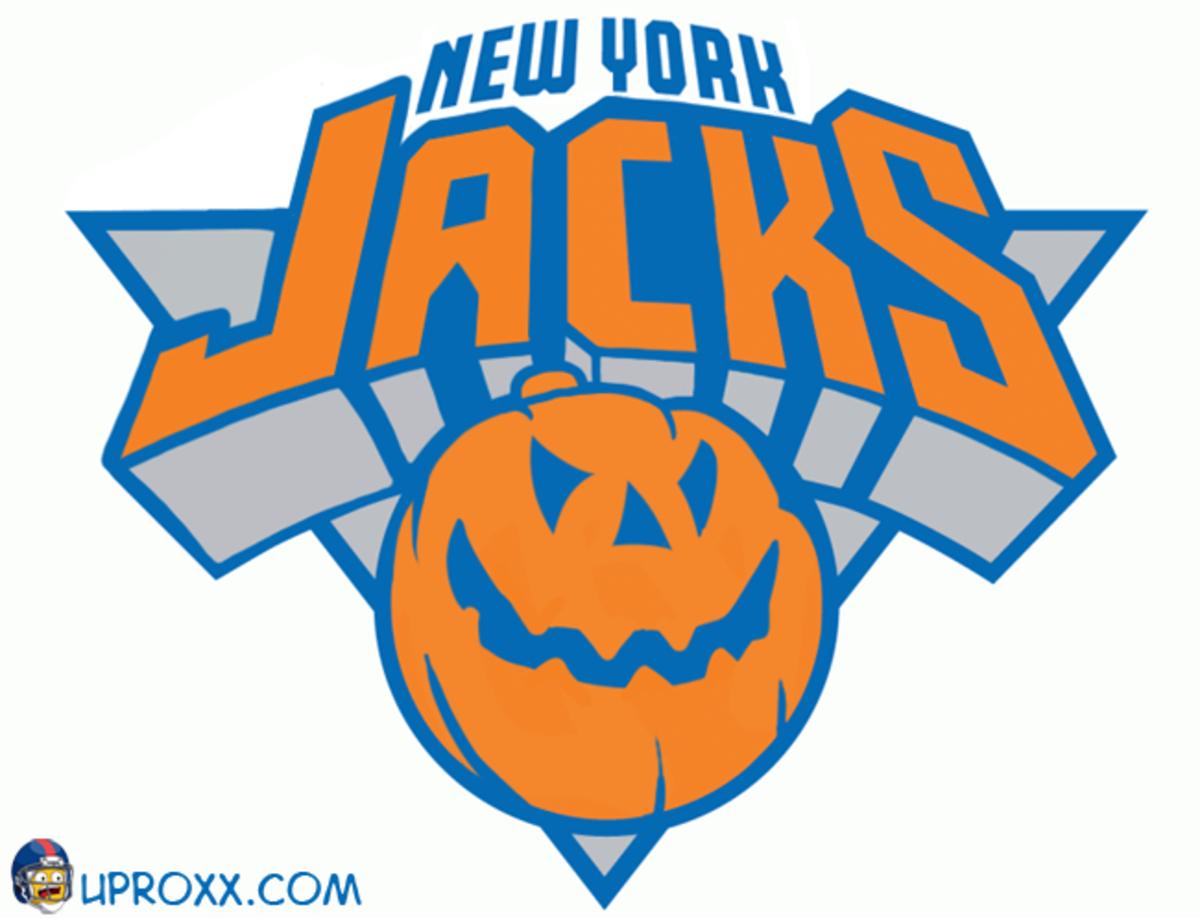 New York Knicks Halloween