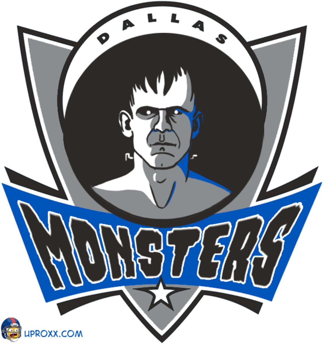 Dallas Mavericks Halloween