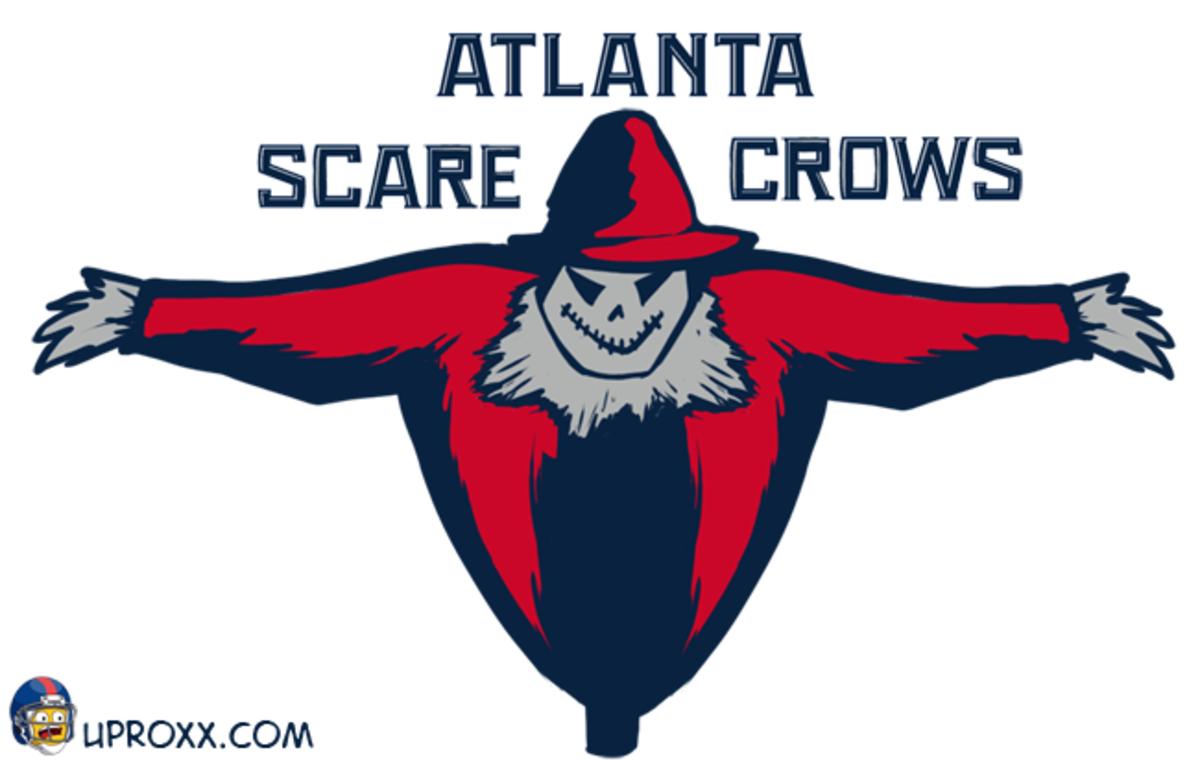 Atlanta Hawks Halloween