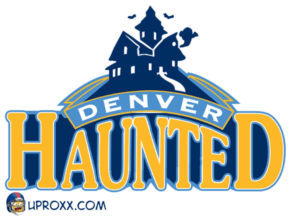 Denver Nuggets Halloween