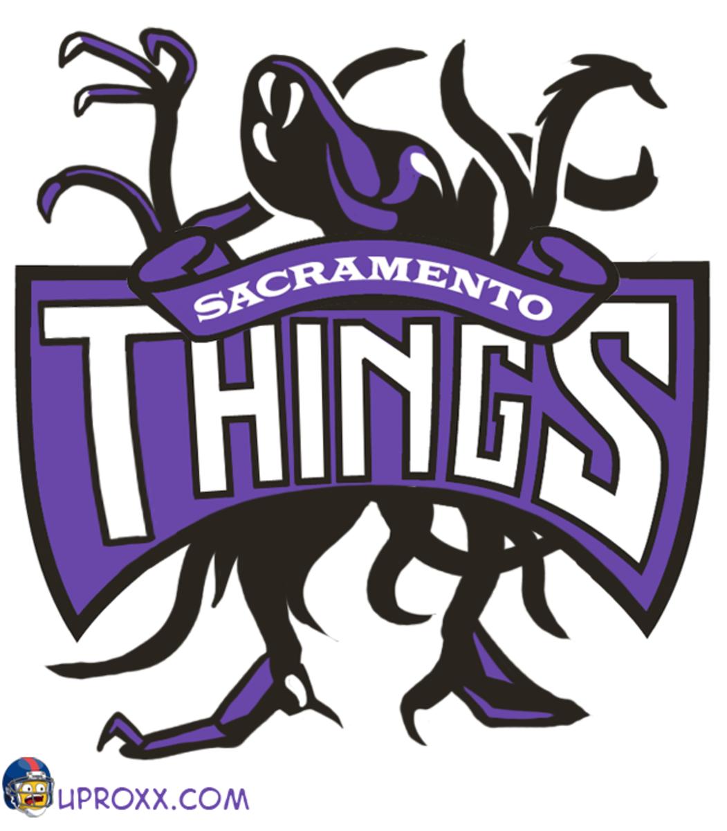Sacramento Kings Halloween