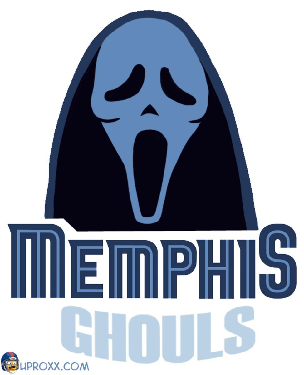Memphis Grizzlies Halloween