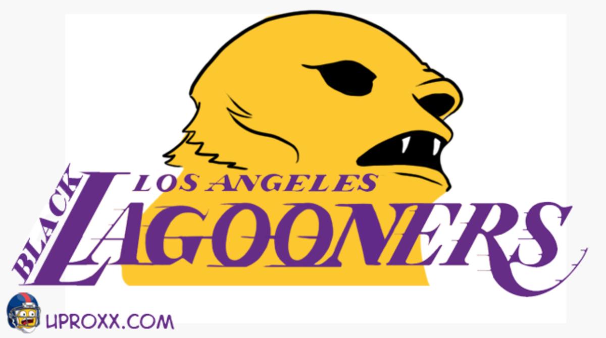 Los Angeles Lakers Halloween