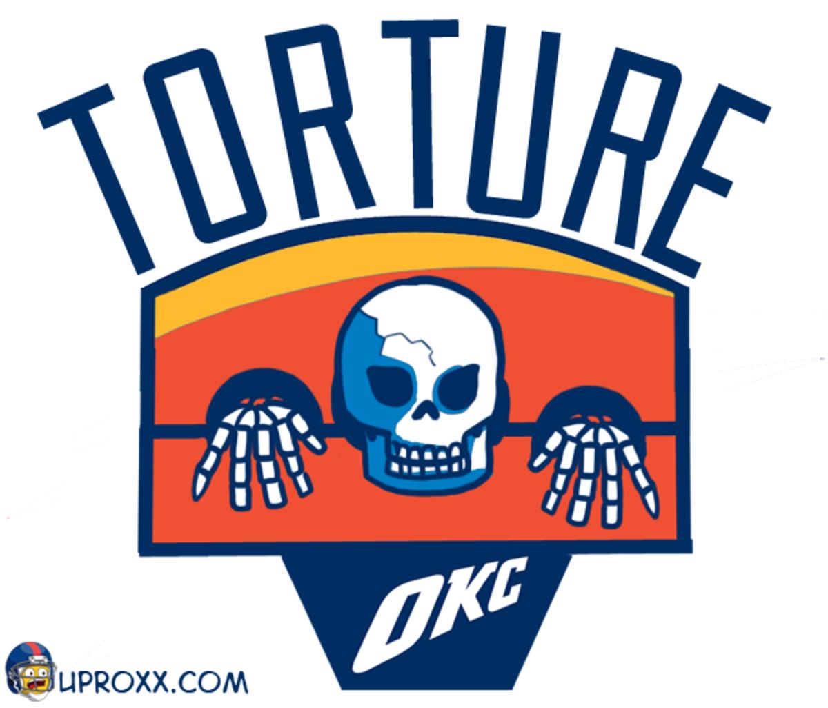 Oklahoma City Thunder Halloween