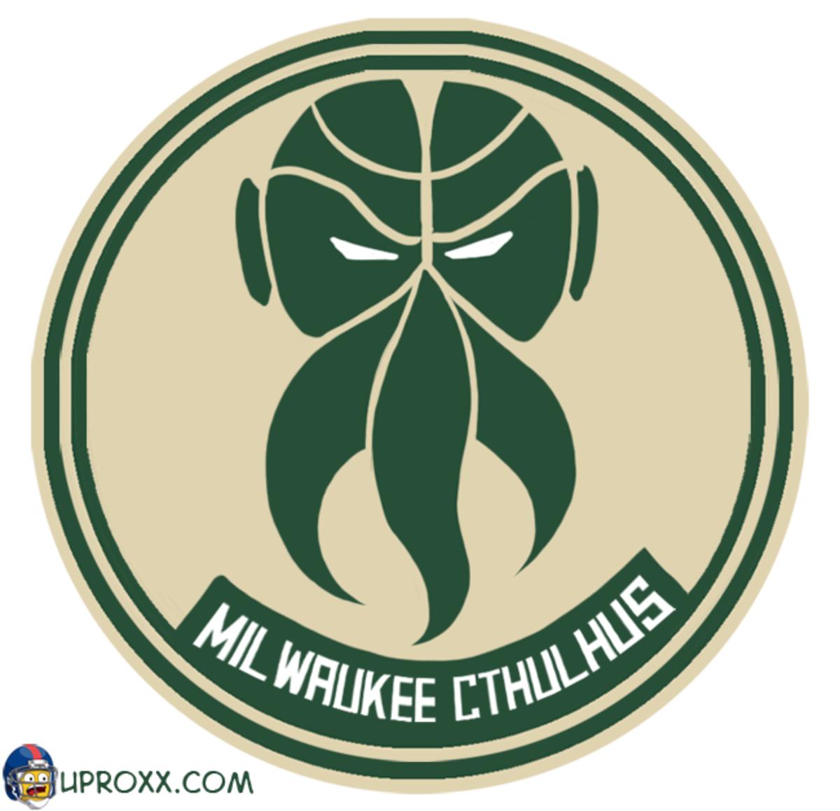 Milwaukee Bucks Halloween