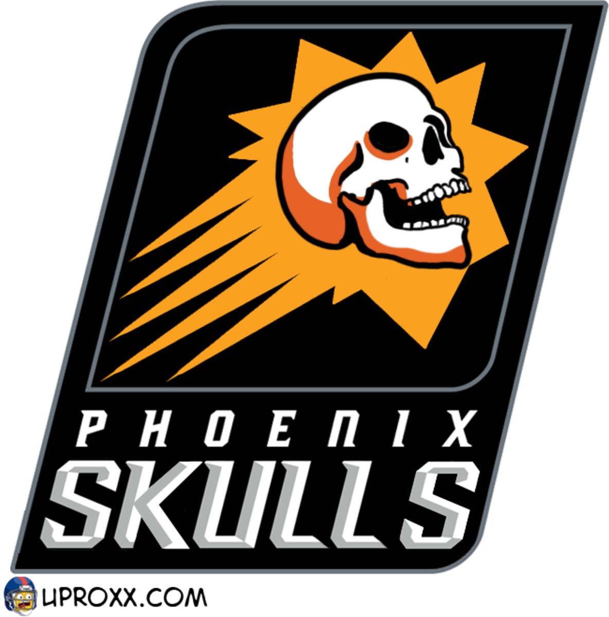 Phoenix Suns Halloween