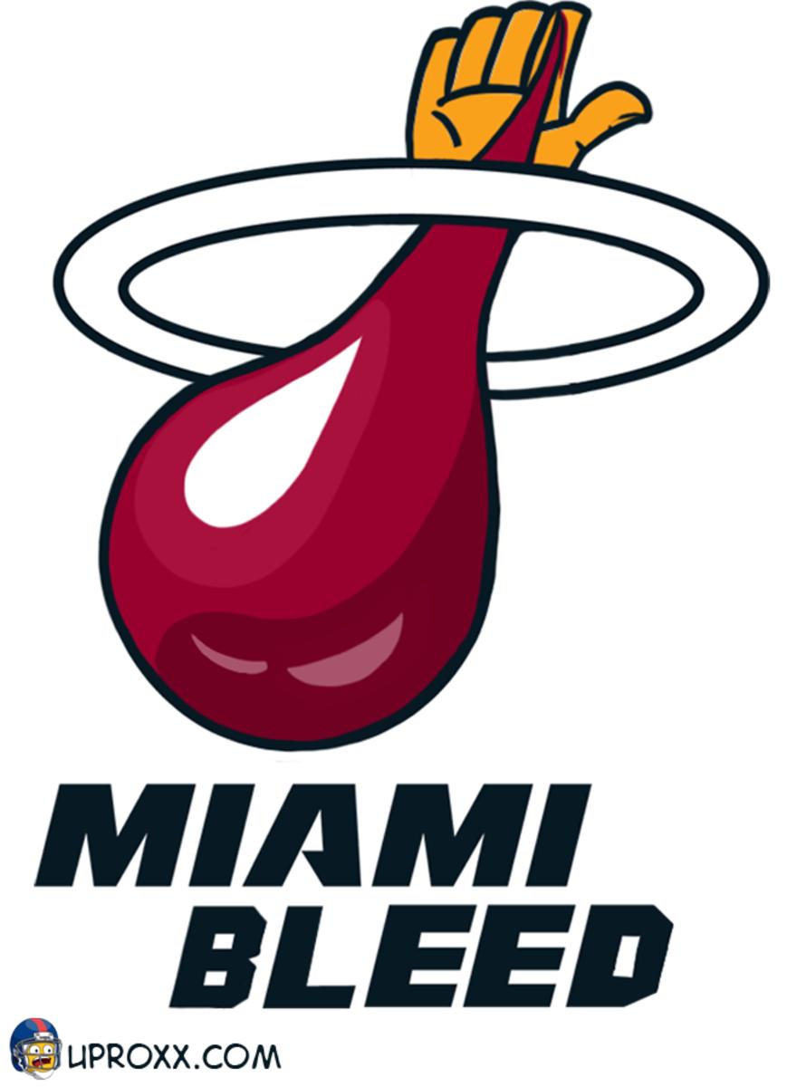 Miami Heat Halloween
