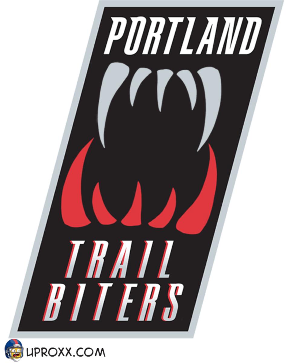 Portland Trail Blazers Halloween