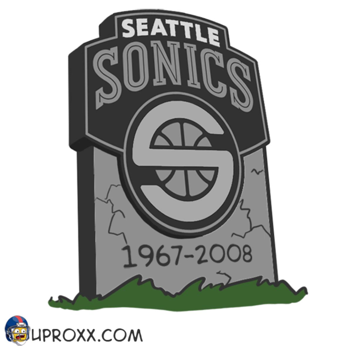 Seattle Supersonics Halloween