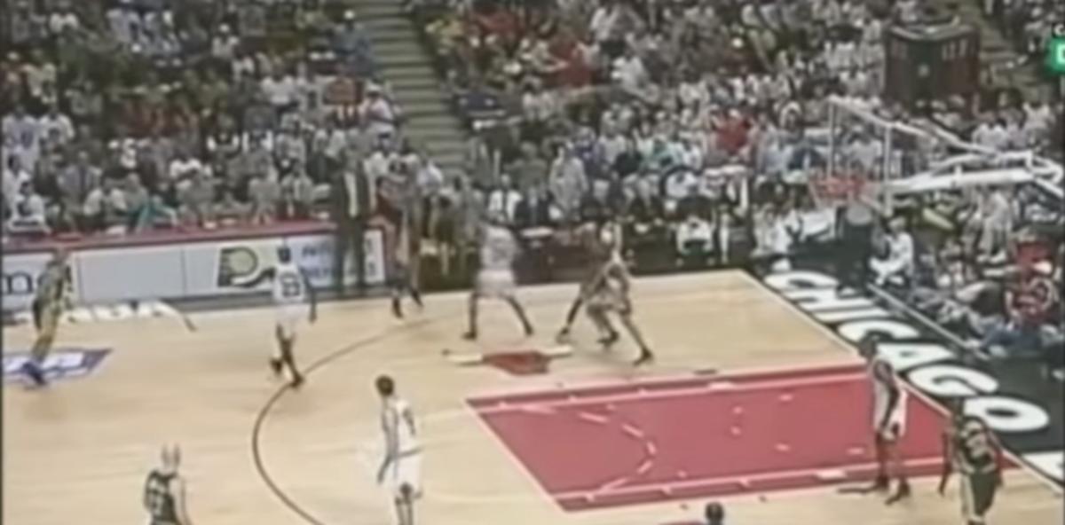 Michael Jordan, Reggie Miller
