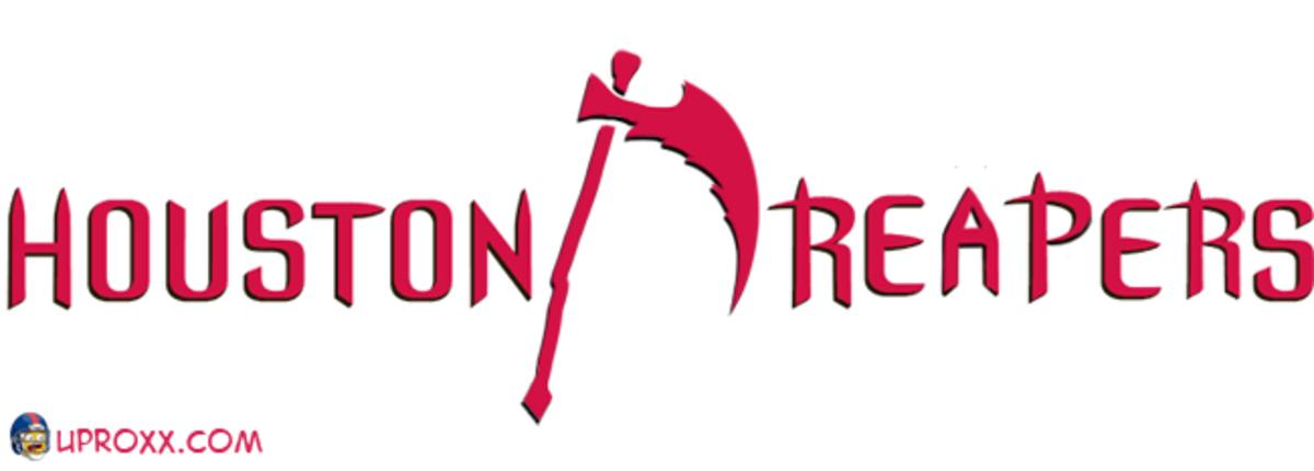 Houston Rockets Halloween