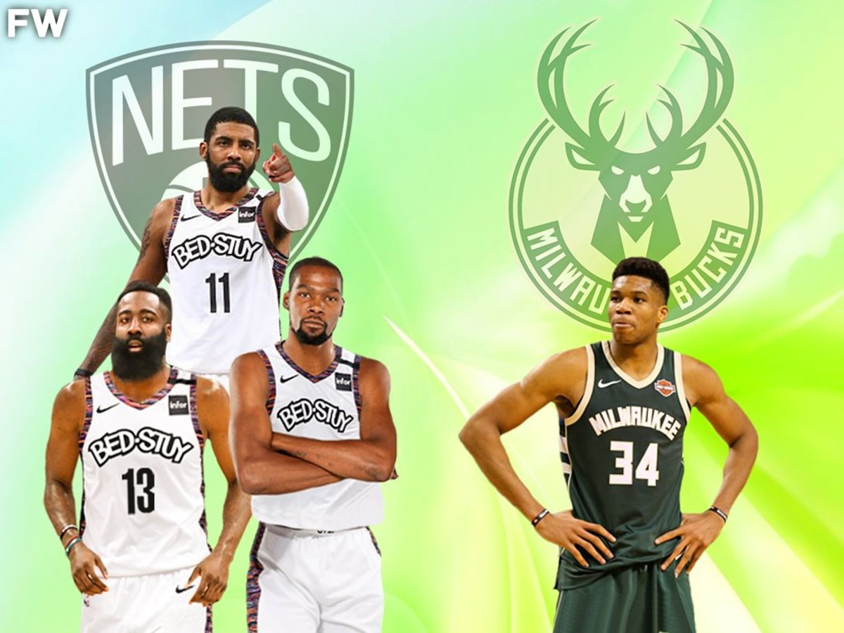 The Full Comparison: 2020-2021 Brooklyn Nets vs. 2020-2021 Milwaukee Bucks - Fadeaway World
