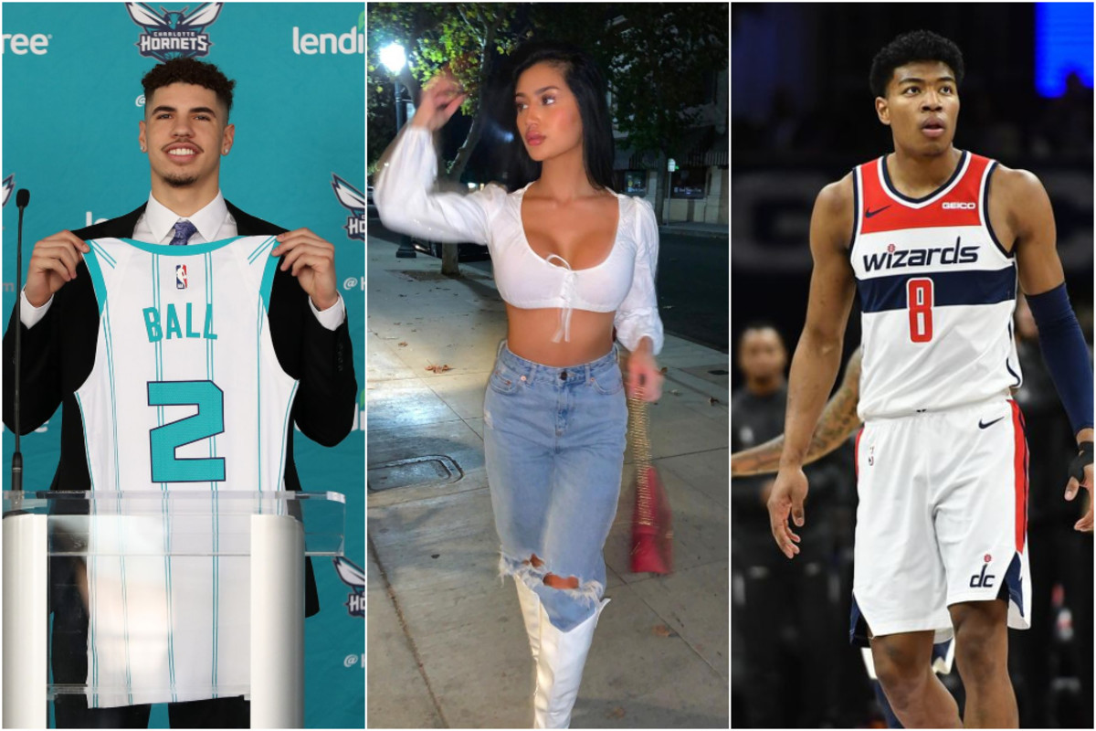 LaMelo Balls Ex-GF Spotted With Wizards Star Rui