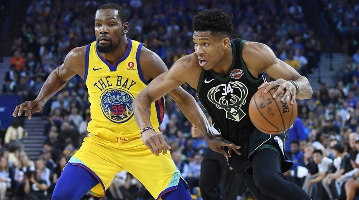 Giannis Antetokounmpo Explains Why He Doesn't Make Friends With His Competitors