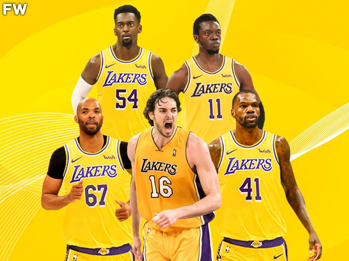 The Los Angeles Lakers Have 3 Spots Open: Top 5 Best Free Agents Right Now