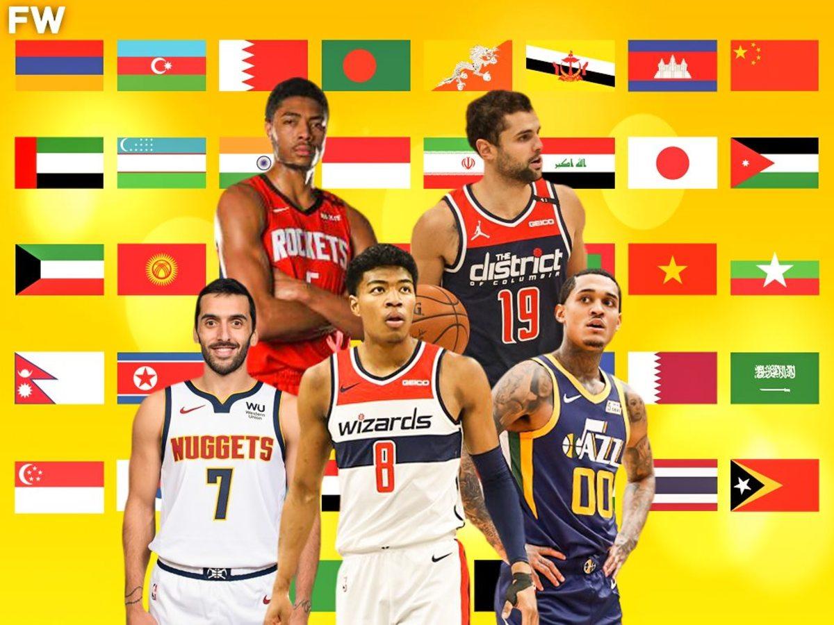 Asia / South America