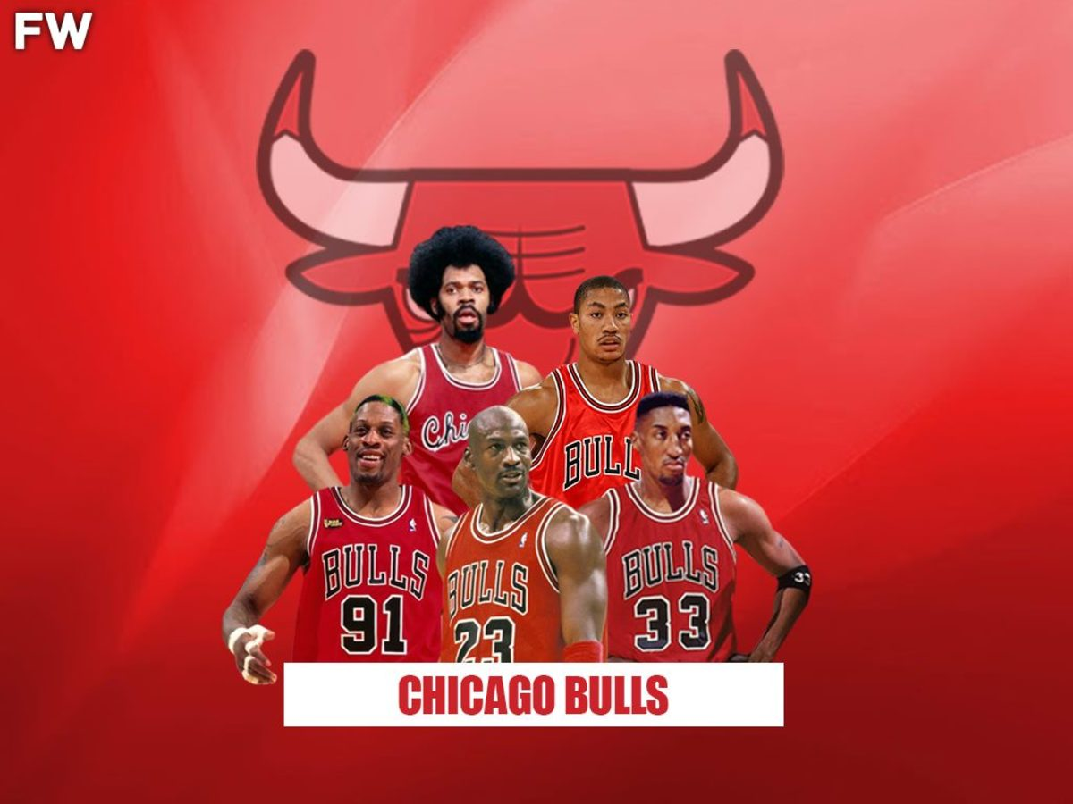Chicago Bulls Legendary Superteam