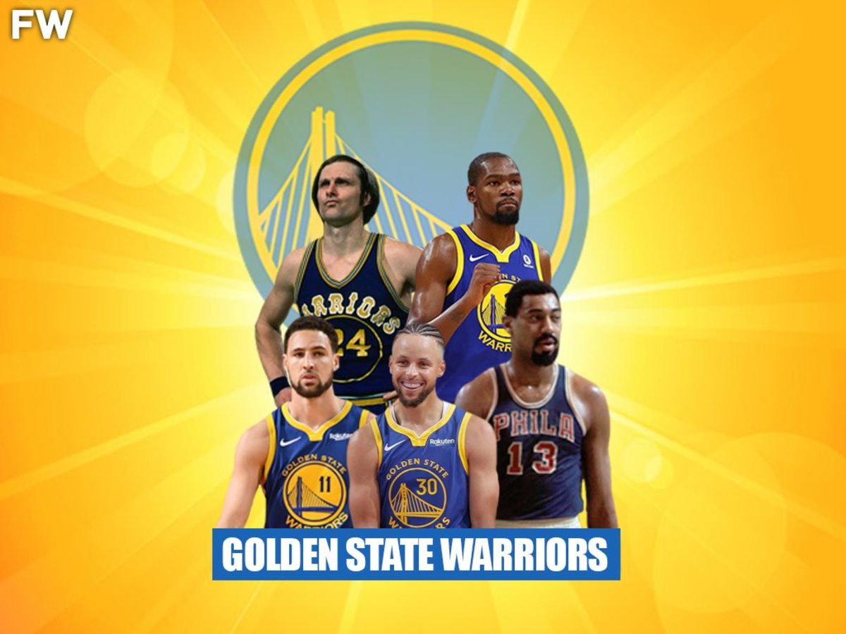 Golden State Warriors Legendary Superteam
