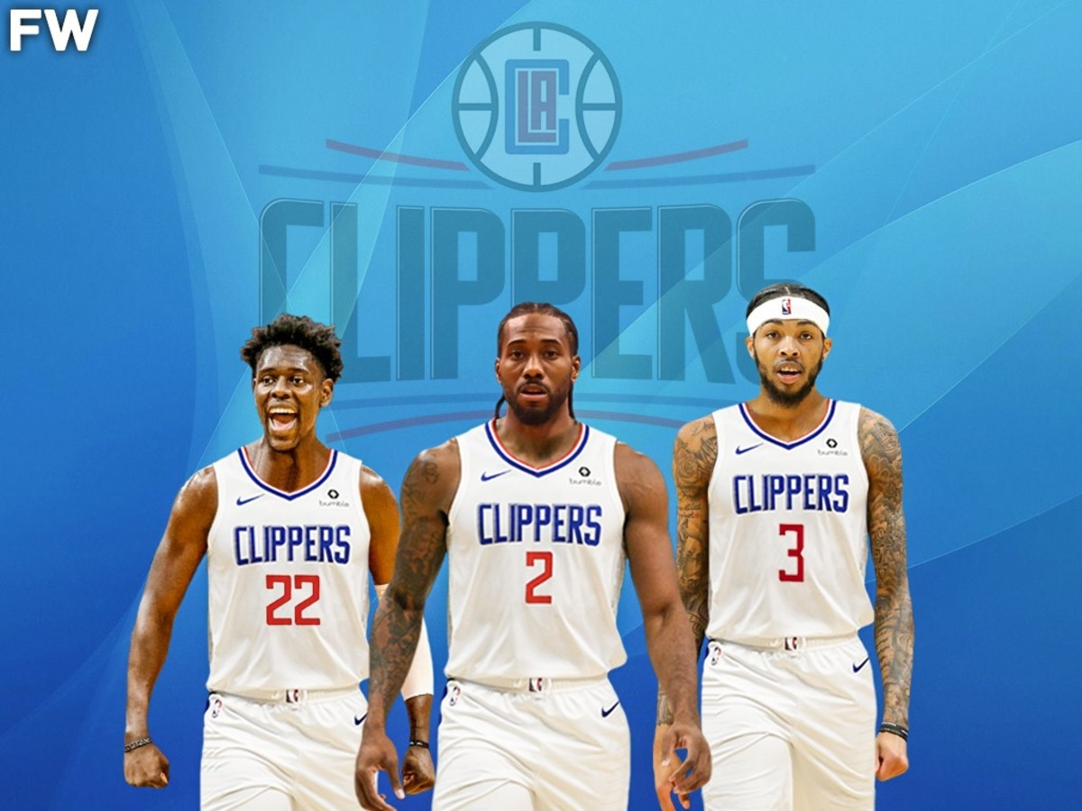 The Clippers Get An Excellent Young Wing And Veteran Guard