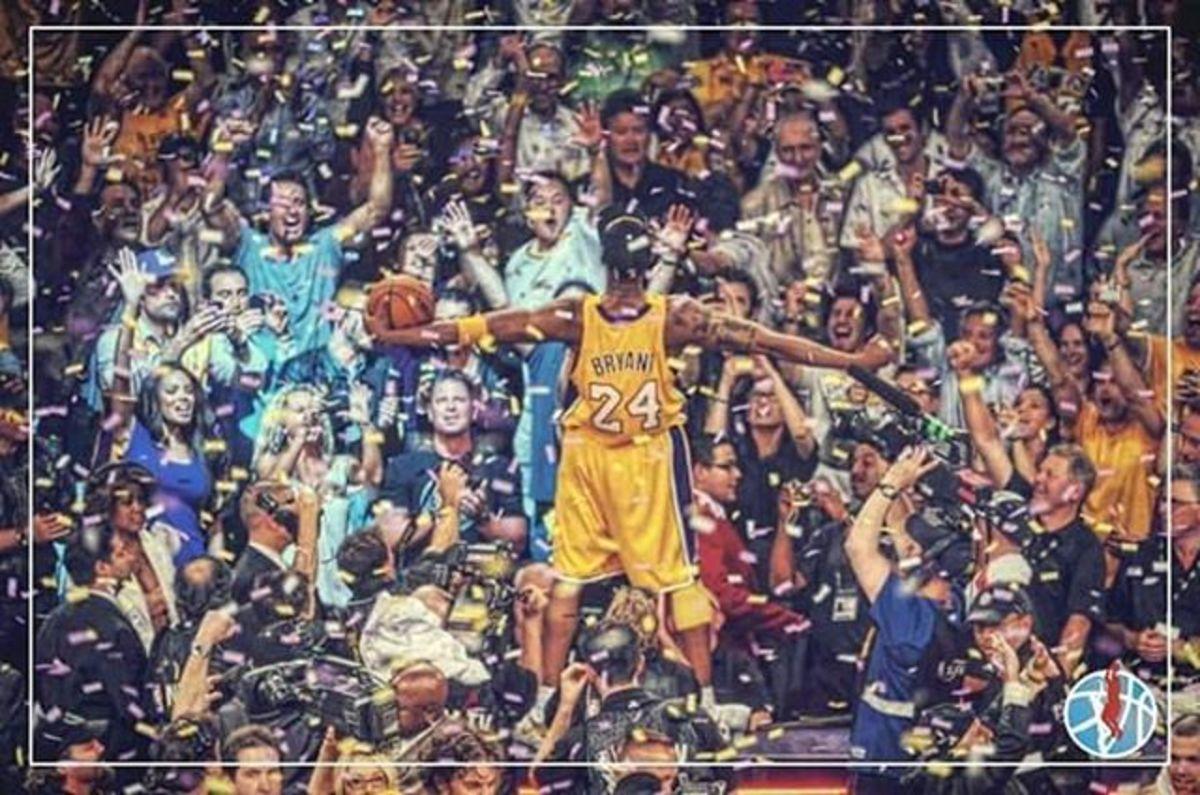 2010 NBA Finals Game 7 Kobe Bryant