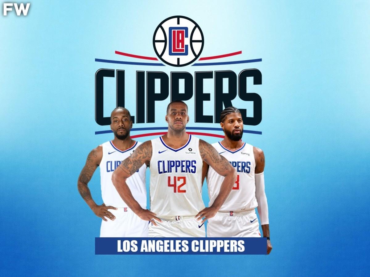 LaMarcus Aldridge Los Angeles Clippers