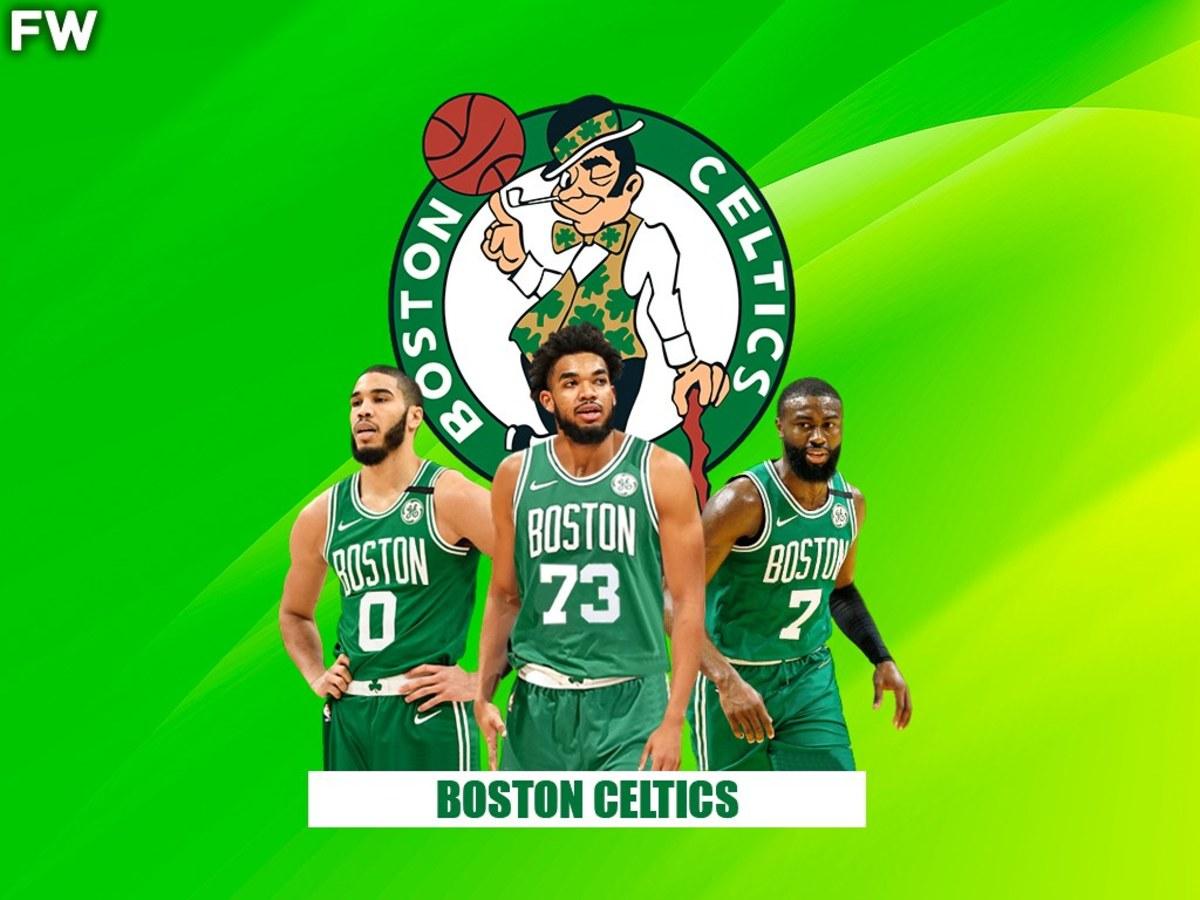 Karl-Anthony Towns Boston Celtics