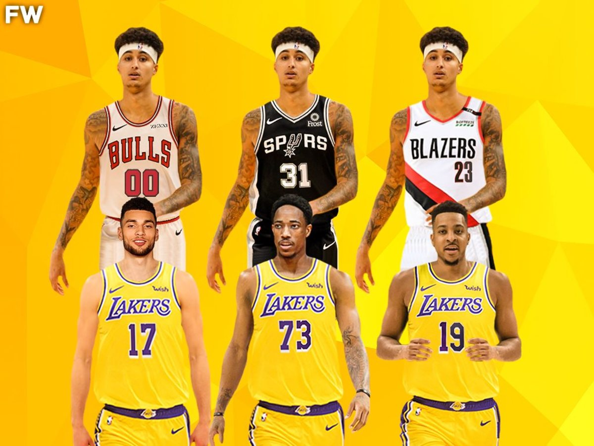 NBA Rumors: 3 Best Trades For The Lakers And Kyle Kuzma Right Now