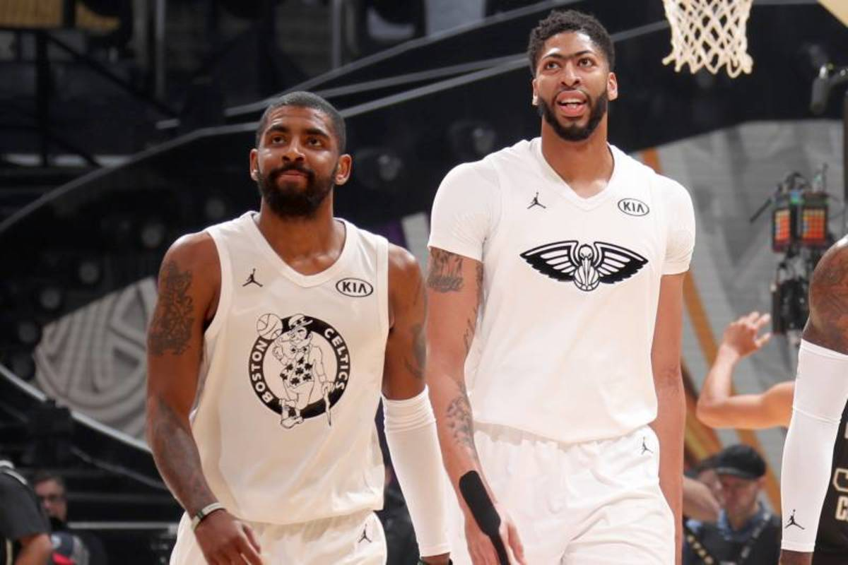 NBA Rumors: Celtics Won't Give Up On Anthony Davis Even If Kyrie Irving Leaves