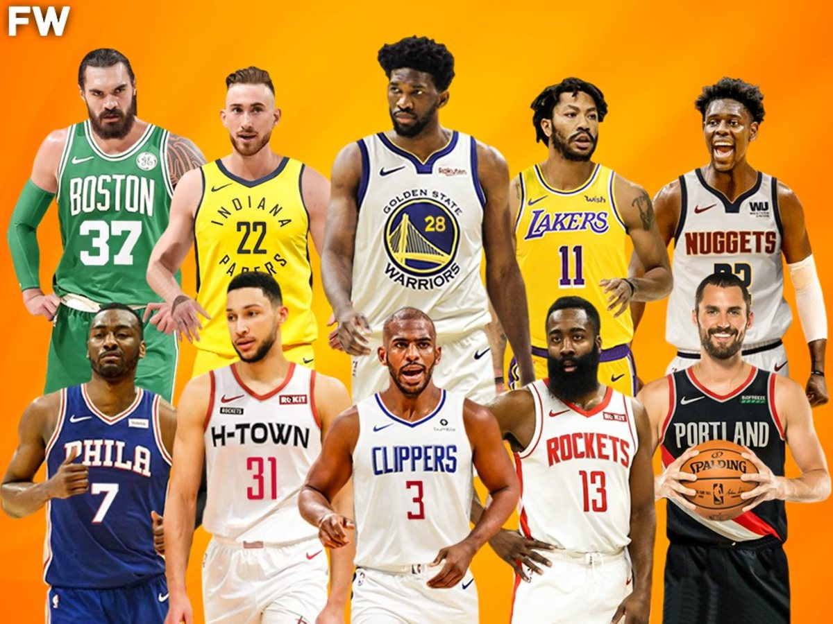 The Top 10 NBA Trades That Never Happened This Offseason