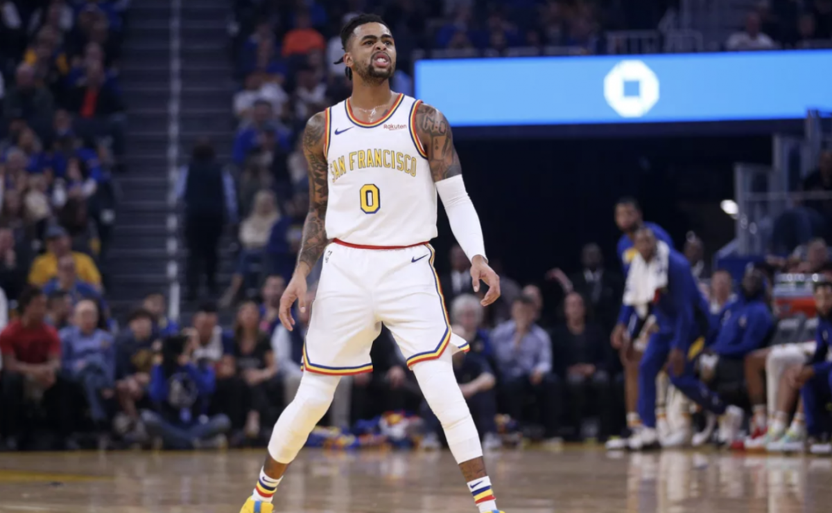 Nba Rumors Warriors Could Trade D Angelo Russell And Top