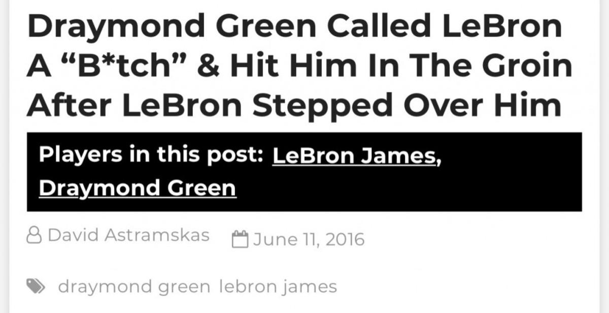 green bitch