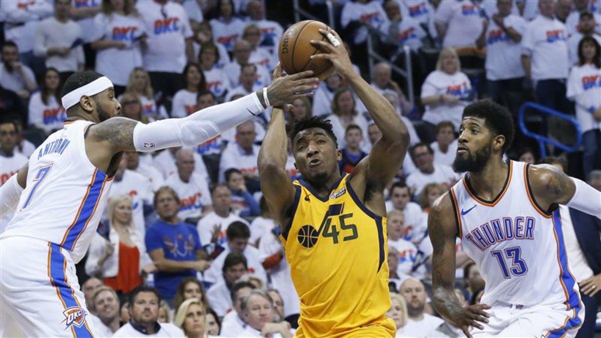 Jazz-Thunder-Basketball-127