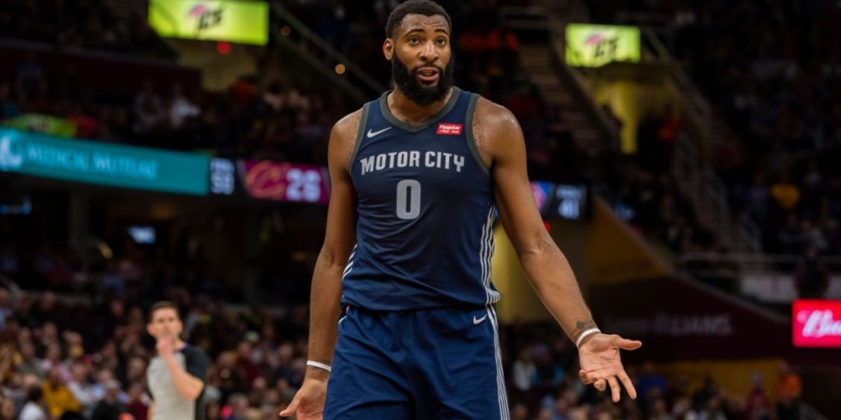 Pistons' Andre Drummond Reveals He Drinks A Beer Every Day As Part Of His Diet