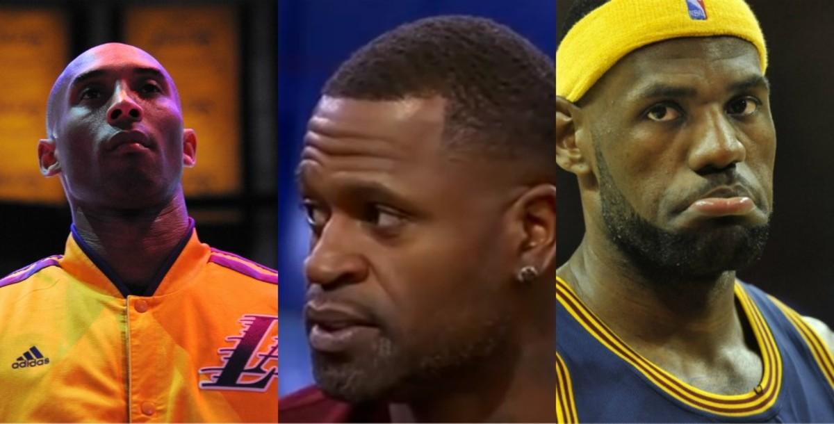 Stephen Jackson: I would take Kobe Bryant over LeBron James