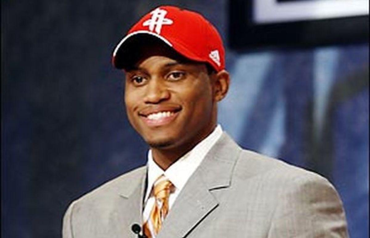 Rudy Gay, Houston Rockets 2006