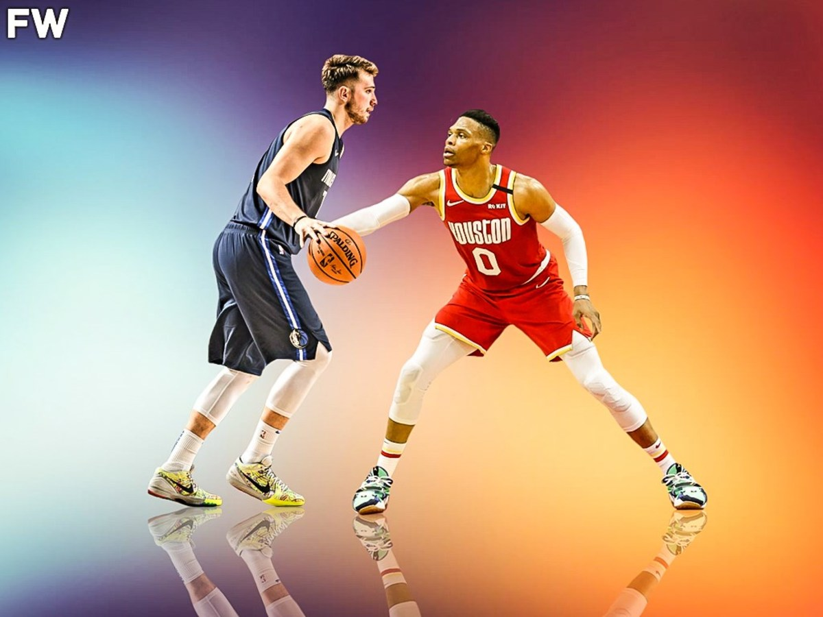 Russell Westbrook vs. Luka Doncic