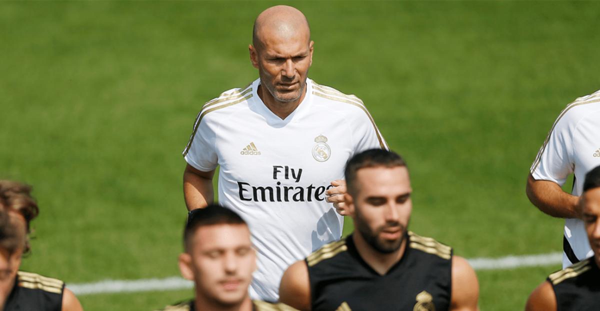 Zinedine Zidane Leaves Real Madrid's Pre-Season Camp Due To 'Personal Reasons'